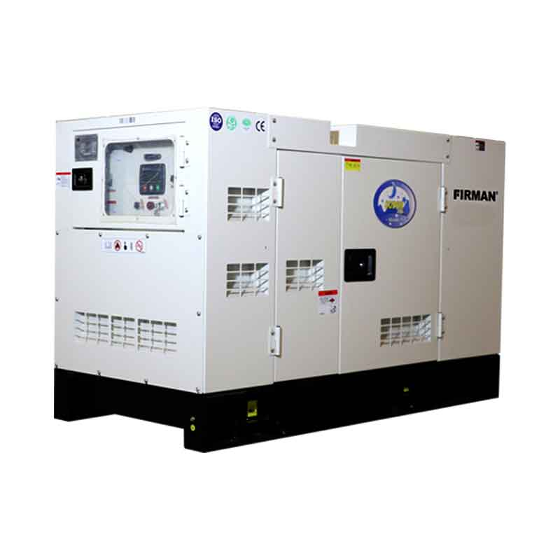 Genset Diesel Model FDG15YDS 3 Phase New Firman