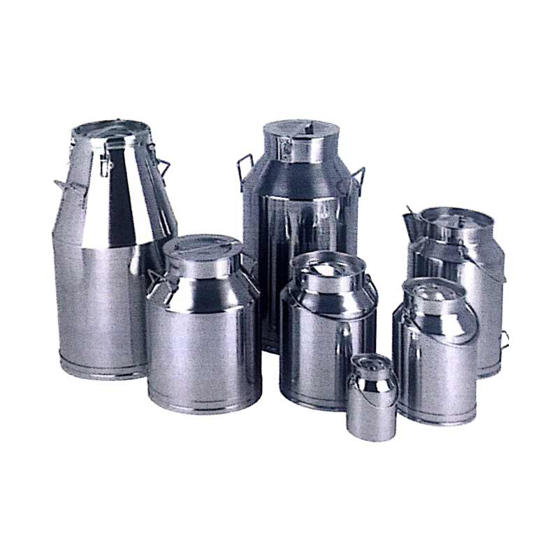 Milk Can Stainless 40L MDS