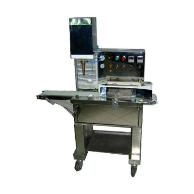 Mesin Pencetak Biskuit/Stamping Moon Cake Machine Model MSK-100XJ Masema