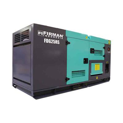 Genset Diesel Model FDG25RS Firman