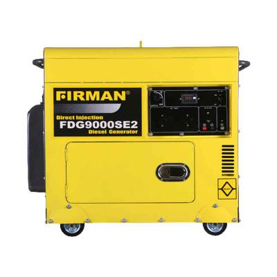 Genset Diesel Model FDG9000SE2 Firman