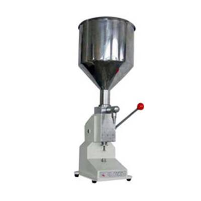 Paste Piston Filler Model A-03 Powerpack