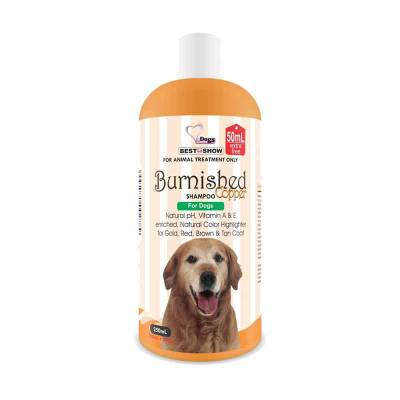 BIS Burnished Copper Shampo 500ml for Dog