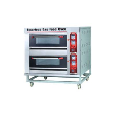 Gas Deck Oven Model BOV-ARF40H (2D4T) FMC