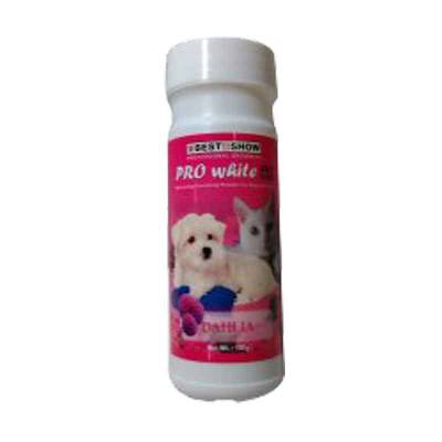 Best In Show Pet Powder Pro White Dahlia 100gr
