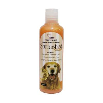 BIS Burnished Copper Shampo for Dog 200+50 ml