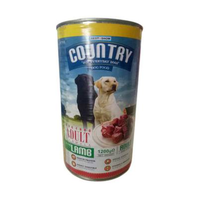 Makanan Anjing Country Lamb and Rice 1,2 Kg
