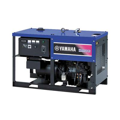 Generator Set Diesel Open Model EDL 20000 TE Yamaha