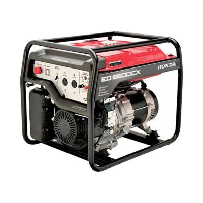 Generator Set Model EG6500CXS Honda
