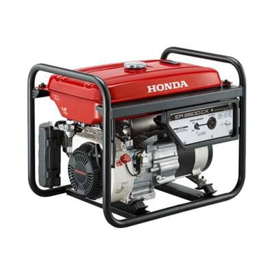 Generator Set Model ER2500CX Honda