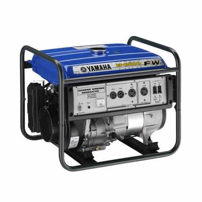 Generator Set 4 Tak - Future Wave Model EF 4000 FW Yamaha