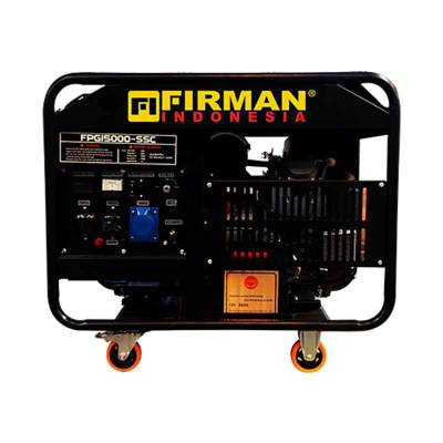 Genset Bensin Model FPG15000 SSC Firman