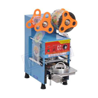 Mesin Segel Gelas/Cup Sealer Full Automatic Model MS-ET-Q6 Masema