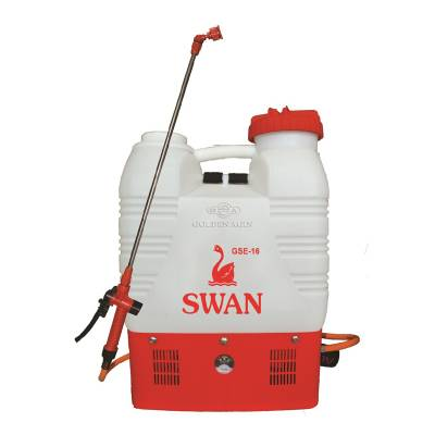 Knapsack Sprayer Swan GSE16 Electric