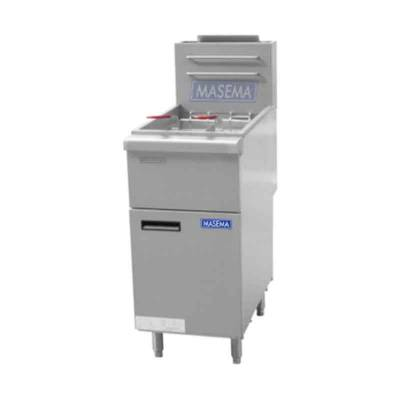 Gas Fryer Freestanding Model MS-FGF400 Masema