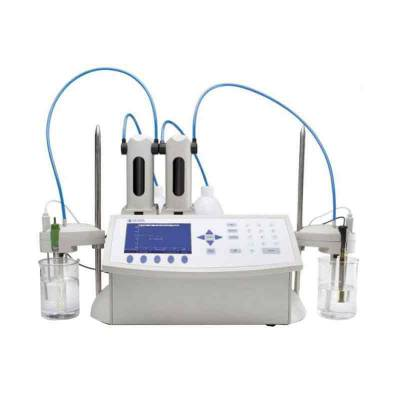Alat Uji Susu Potentiometric Titration (pH/ORP/ISE) HI902C