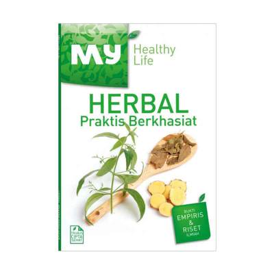 Buku Herbal Praktis Berkhasiat (Bukti Empiris)
