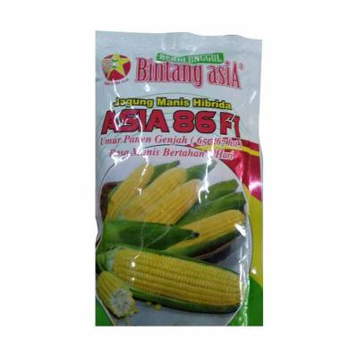 Benih Jagung Manis ASIA 86 F1 (Small Pouch)