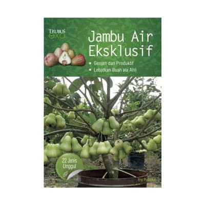 Buku Jambu Air Eksklusif