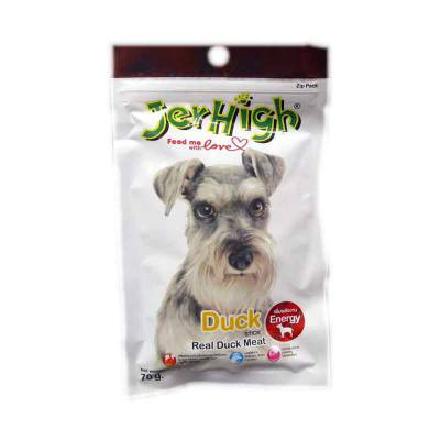 Snack Anjing Jerhigh Duck Stick 70 gram