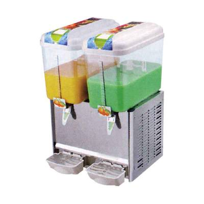 Juice Dispenser Model MS-12JL 2 Bowl Masema