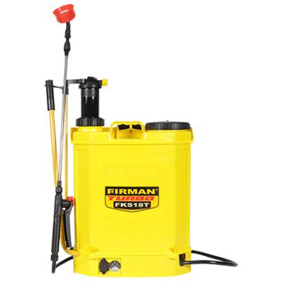 Knapsack Sprayer Firman FKS18T Turbo Double Pump