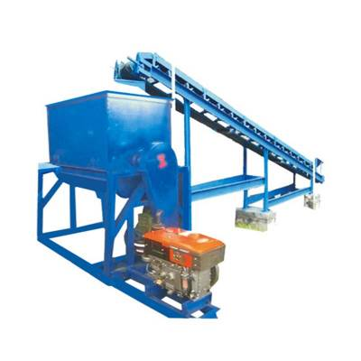 Ribbon Mixer Jumbo + Conveyor (Mesin EM) Model MXRJ-2000 ATT