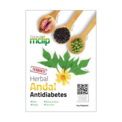 Buku Herbal Andal Anti Diabetes
