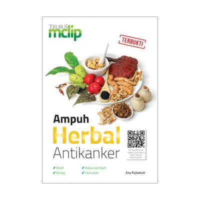 Buku Herbal Anti Kanker