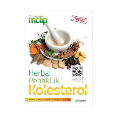 Buku Herbal Penakluk Kolesterol