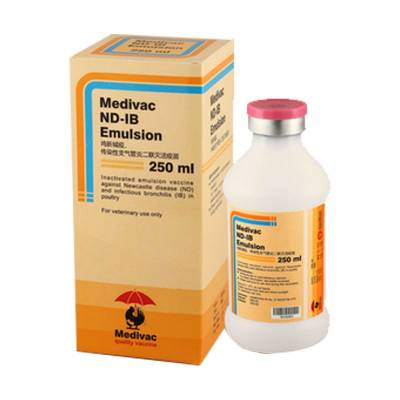 Medivac NDIB Emulsion 250ml