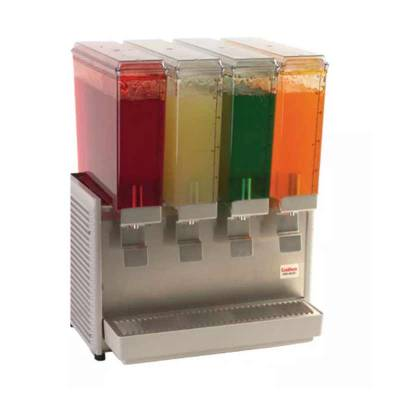 Juice Dispenser Mini Quad Bowl 9L Tipe E495-4 Crathco