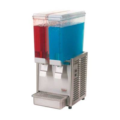 Juice Dispenser Mini Twin Bowl 9L Tipe E295-4 Crathco