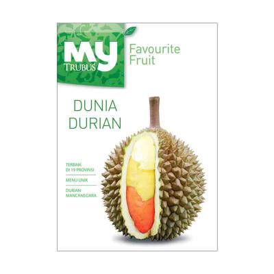 Buku My Favourite Fruit Dunia Durian