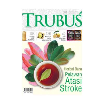Majalah Herbal Baru Pelawan Atasi Stroke (November 2016)