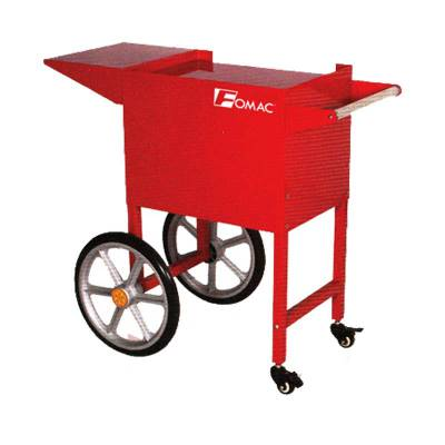 Meja Mesin Popcorn/ Popcorn Cart Model POC-POP6AC FMC