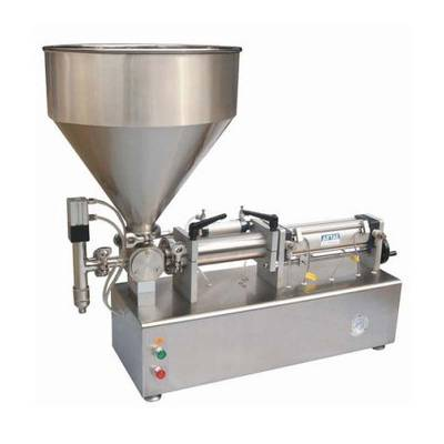 Paste Piston Filler Model PPF-500T Powerpack
