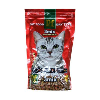 Makanan Kucing Pet Forest 3 Mix 500 gr
