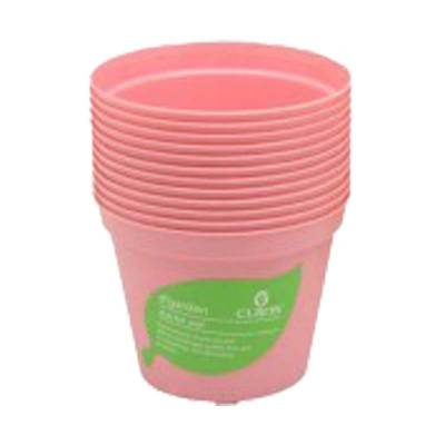 Pot Bunga Bibit 6208 - 12 D Pink Claris