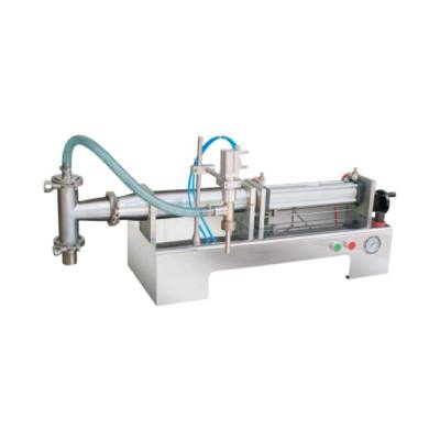 Liquid Piston Filler Model QSG-500 Powerpack
