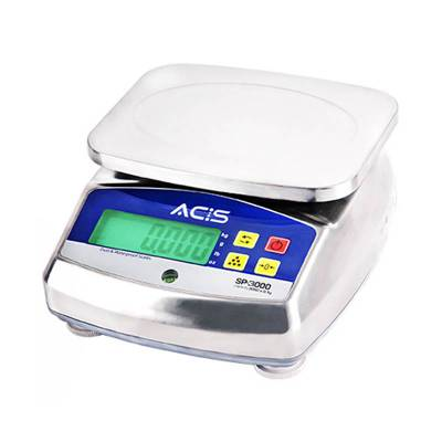 Digital Scale Splash Proof ACIS SP-3000