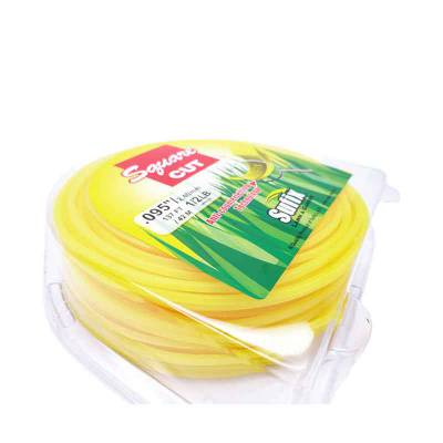 Suf Nylon Rope 1 LB Yellow 2.4mm