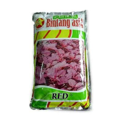 Bayam Red - Small Pouch