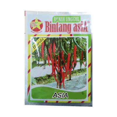 Benih Cabe Besar Asia Small Pouch