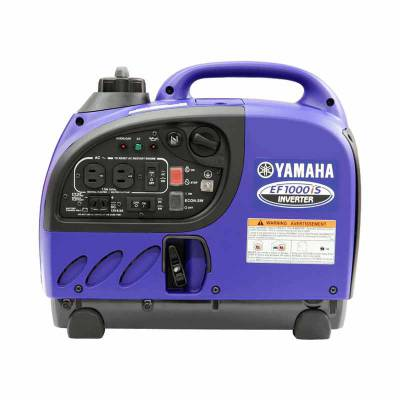 Generator Set 4 Tak Inverter Model EF 1000 IS Yamaha
