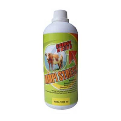 Jampi Stress Sapi 500 ml
