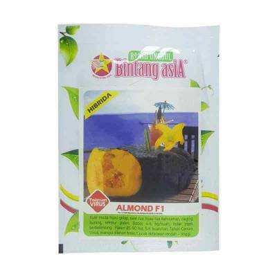 Benih Labu Almond F1 (Medium)