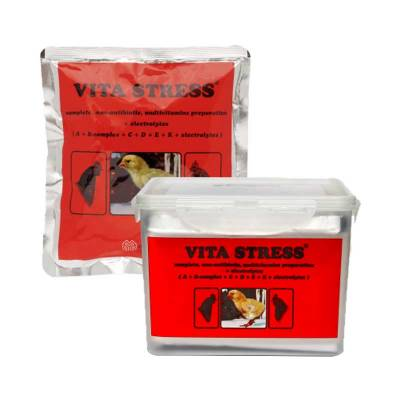 Multivitamin Anti Stress Ayam Vita Stress 5 Kg
