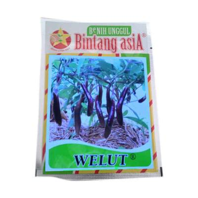 Benih Terong Welut Small Pouch