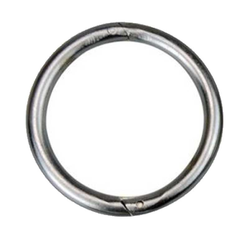 Bull Ring Nose Stainless Steel PS